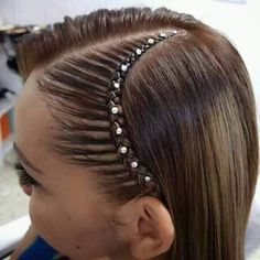 Sorts for Hair Braids Curly Hair Braids, Braids For Long Hair, Curly Hair Styles, Natural Hair Styles, Curly Hair Latina, Cute Hairstyles, Braided Hairstyles, Hot Haircuts, Girl Hair Dos