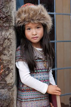 ralphlauren: Ralph Lauren Childrenswear Classic Faire Isle sweaters and fur trim will have your kids feeling cozy this fall. Boys And Girls Clothes, Ralph Lauren Kids, We Are The World, Holiday Dresses, Holiday Wear, Holiday Mood, Stylish Kids, Pullover, Kid Styles
