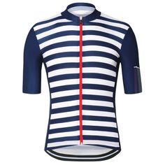 Shop from a huge range of Men's Cycling Jerseys at ProBikeKit US, the home of quality cycling clothing, components, accessories and more. Women's Cycling, Cycling Jerseys, Womens Cycling Kit, Cycling Equipment, Techniques Couture, Bike Wear, Road Bike Women, Striped Jersey, Bicycle Design