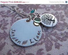 christmasinjuly ON SALE Mothers Day Gift by MotherDaughterJewel, $43.20