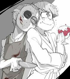 Ichimatsu & Karamatsu