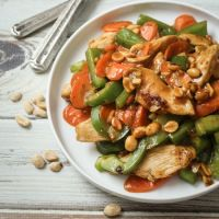 20-Minute Skinny Szechuan Chicken - The Wanderlust Kitchen