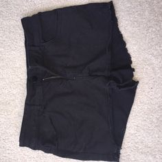 Shorts Black shorts from h&m size 4 H&M Shorts Jean Shorts