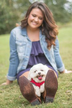 Bd3 photography - senior photos with dog                              …