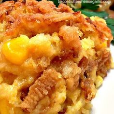 Corn Casserole | What2Cook