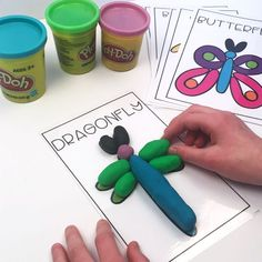 Your Kinder Garden Bloom With May Morning Work May Morning Work Stations. 43 Tubs to keep your students engaged in hands-on learning.May Morning Work Stations. 43 Tubs to keep your students engaged in hands-on learning. Differentiated Kindergarten, Kindergarten Activities, Toddler Activities, Preschool Activities, Insect Activities, Playdough Activities, Kindergarten Morning Work, Morning Activities, Creative Curriculum
