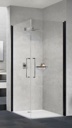 Young 2.0 mat zwarte profielen Young, Shower Cabin, Home Spa, Tall Cabinet Storage, Bathroom, Furniture, Design, Home Decor, Shower