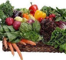 Planes de comidas veganas Con 1.700 calorías