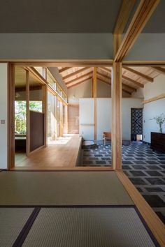 Gallery of House with a Doma Salon / Takashi Okuno Architectural Design Office - 6