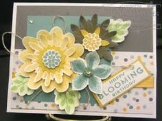 Image result for flower patch stampin up cards