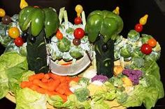 Image result for mario vegetable tray