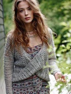 Coogee by Lisa Richardson from Rowan Pure Linen Collection - Ravelry Addi Knitting Needles, Knitting Yarn, Hand Knitting, Laine Rowan, Knitting Projects, Crochet Projects, Lisa Richardson, Knitting Patterns, Crochet Patterns