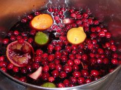 Mulled Spiced Wine Bone Warming!. Use your crock pot for this one, yum.  Perfect for this chilly time of year!