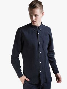 Our Legacy Hemd 1950` Button Down