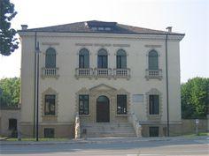 Villa Sangiantofetti Rigon, Barbarano Vicentino