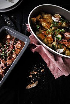 Pratos e Travessas: Receitas de polvo para o Natal # Octopus recipes for Christmas