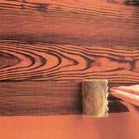 How to create a faux wood grain finish: The natural wood grain pattern can be imitated using a technique dating back to Roman times. Try this painting technique on items in your home. Faux Wood Paint, Living Room Flooring, Concrete Floors, Concrete Wood, Wood Patterns, Do It Yourself Home, Painting Techniques, Interior Design Living Room, Painting On Wood