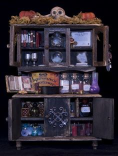 .Witches cupboard