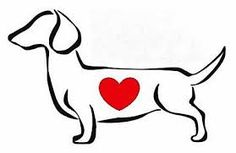 Image result for dachshund tattoos