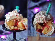 Just cake the Cupcake: Bloddy Caramel Cupcakes