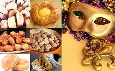 Confettini e zuccherini colorati, stelle filanti, caramelle, coriandoli e fiori di zucchero. Pronti al Carnevale!