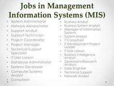 Management Information System MIS Developer Jobs Skills in Pakistan Computer Programming, Computer Science, Technology Careers, Management Information Systems, Tech Humor, Information Literacy, System Administrator, Business Analyst, Business Intelligence