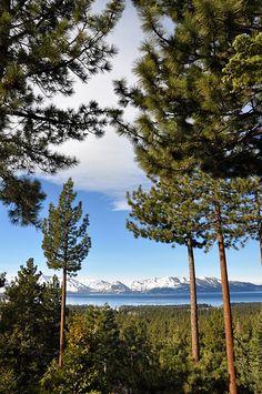 Tahoe ... the BF's family lives here...ga-ga-gorgeous