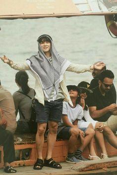 Jimin - BTS Summer Package in Dubai (photobook) Park Ji Min, Busan, Jung Kook, Yoonmin, Wattpad, Thing 1, Bts Summer Package 2016, Summer 2016, Bts France