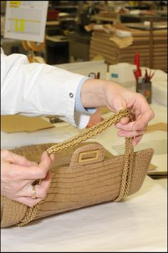 Chanel-Bag-makingof-14  http://trendland.com/chanel-the-making-of-the-255/chanel-bag-makingof-1