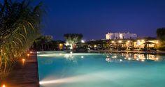 #Puglia -  #Italie  http://www.commeachateauform.com/hotel/masseria-torre-coccaro-69283