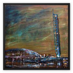Impressionist Paintings, Landscape Paintings, Buy Paintings, Original Paintings, Canvas Frame, Canvas Art, Traditional Picture Frames, Set Design Theatre, Link Art