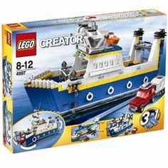 LEGO Creator 4997: Transport Ferry LEGO http://www.amazon.com/dp/B0014QUBNA/ref=cm_sw_r_pi_dp_ew5Avb0AAWD21
