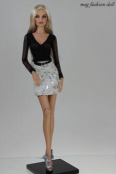 New outfit for Kingdom Doll / Deva Doll / Modsdoll / Numina /28   by meg fashion doll
