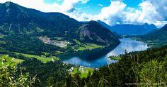 Toplitzsee - Fotospots | Spezialitäten | Brauchtum Bad Mitterndorf, Seen, River, Instagram, Outdoor, Photos, Cultural Identity, Trout