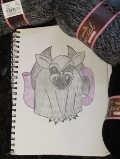 I have been inspired! Check out the Gargoyle Tea Cosy http://www.teacosyfolk.co.uk/blog.php