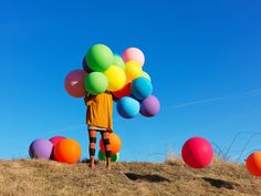 Carl Klein - SONY - MADE OF IMAGINATION - Mrs Balloon