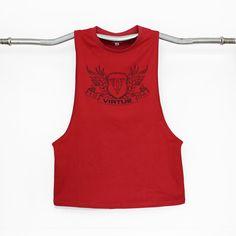 Mens Gym Tank Top | Virtue Clothing