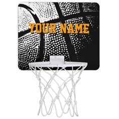 Personalized mini basketball hoop with custom text - tap/click to get yours right now!  #basketball #sport #player #coach #personalized Mini Basketball Hoop, Basketball Gifts, Basketball Players, Shooting Games, Classic Toys, Lego Sets, Go Shopping, Cute Gifts, Your Design