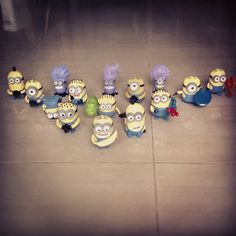 #Minions from chanito insta