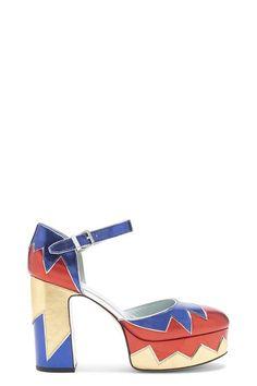 c4106fb50bf5 Victoria Platform Pump Marc Jacobs Shoes