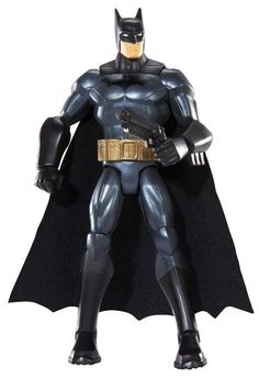 Compelling top DC Comics characters to recreate classic good versus evil capers or invent new stories 6-inch figure features iconic details ...