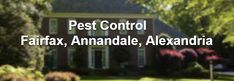 EcoTek Termite and Pest Control in Fairfax, Alexandria, Annandale, Reston