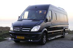 Work van Sprinter Van, Mercedes Sprinter, Viajes