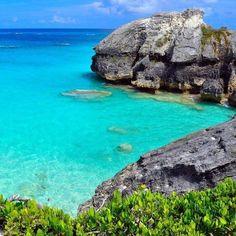 Horseshoe Bay in Bermuda has one of the 10 best beach getaways.