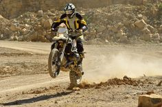 Touratech's Custom R1200GS Rambler Enduro Motorcycle | Motorcyclist