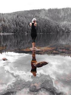 Černé jezero, CZ