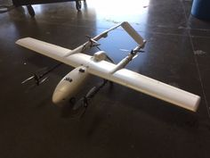 Out of the Black: SLT VTOL UAV - DIY Drones