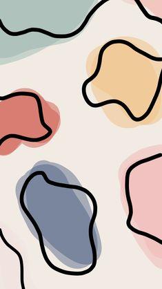 Cute Wallpaper For Phone, Cute Patterns Wallpaper, Iphone Background Wallpaper, Aesthetic Pastel Wallpaper, Retro Wallpaper, Print Wallpaper, Aesthetic Wallpapers, Pattern Wallpaper Iphone, Pastel Iphone Wallpaper