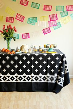 #fiesta #garland! @Rachel DeCavage this would be perfect for your cinco de mayo grand opening!