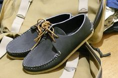 After the Denim: Arrow Moccasin